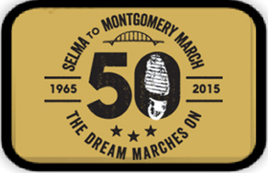 Selma 50 Ride Logo